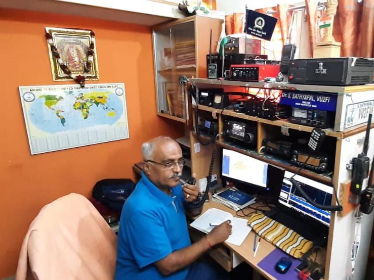 AU20ARD Dr Shankar Sathyapal, Vasanthapura, Bangalore, India