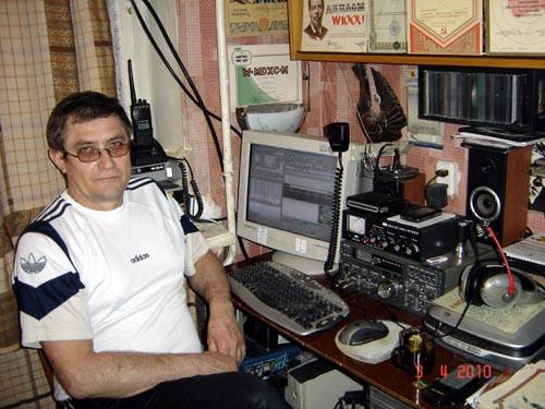 RA6LIS Alexander Bondarev, Belaya Kalitva, Russia