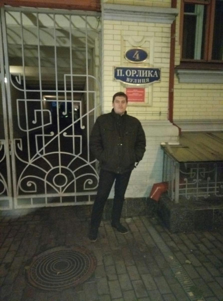 EN7E Alexander Orlov, Dnipro, Ukraine