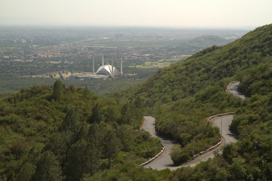 AP2AUM Margalla Hills, Islamabad, Pakistan.