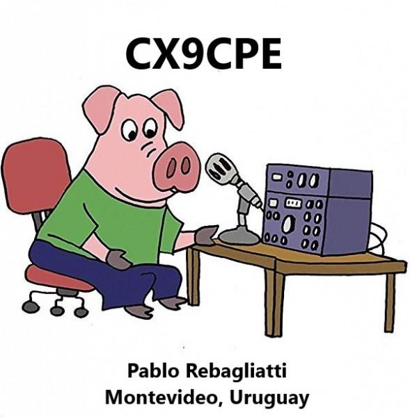 CX9CPE Montevideo, Uruguay