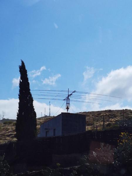 EF8K Santa Cruz de Tenerife, Canary Islands Antenna