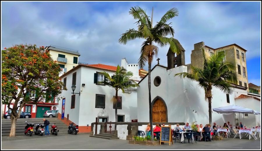 CT9ABV Funchal, Madeira Island