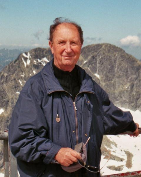 DJ5IW Gerhard Richter, Anger, Germany