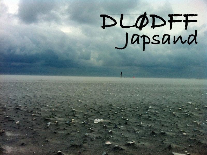 DL0DFF Hallig Hooge Island Japsand sandbank