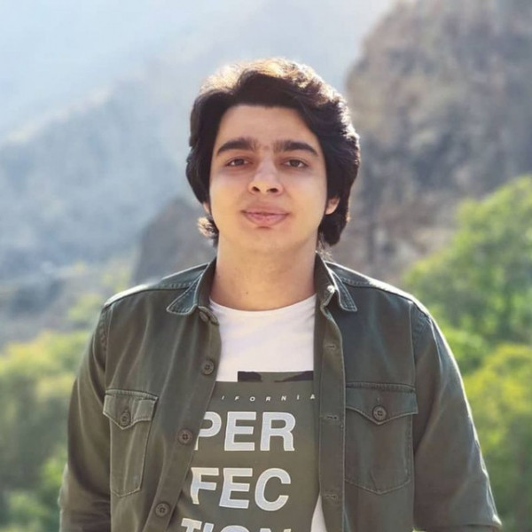 EP2HAM Arash Mansoori, Gisha, Iran