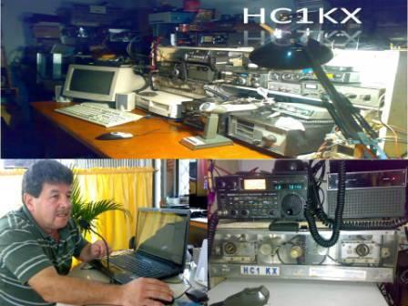 HC1KX Quito, Ecuador