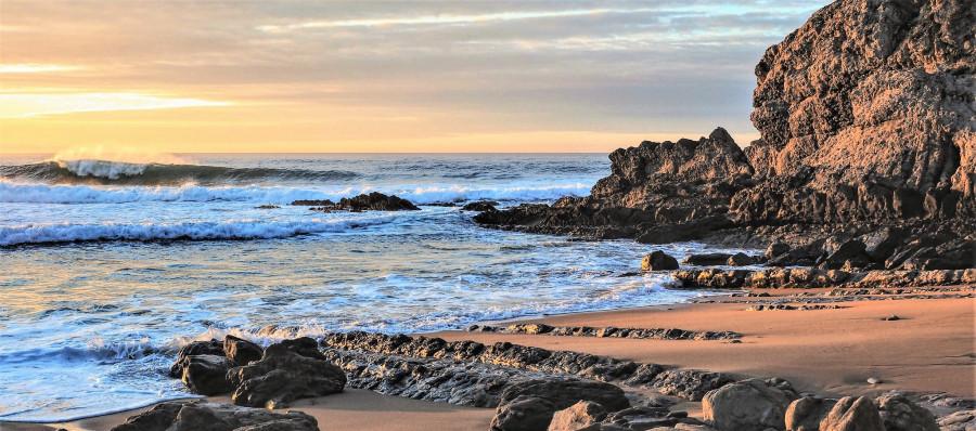 EA1A Playa de Tagle, Suances, Cantabria, Spain