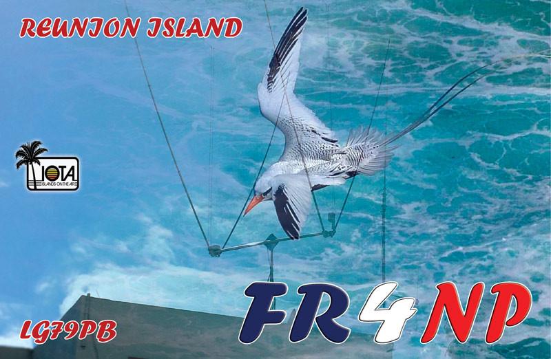 FR4NP Le Port, Reunion Island