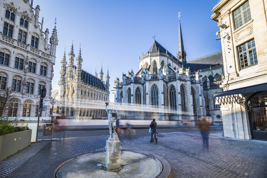 OR4STAYHOME Leuven, Belgium