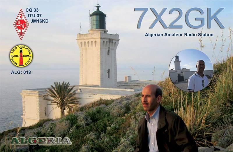 7X2GK Kamel Ghalem, Berrouaghia, Algeria