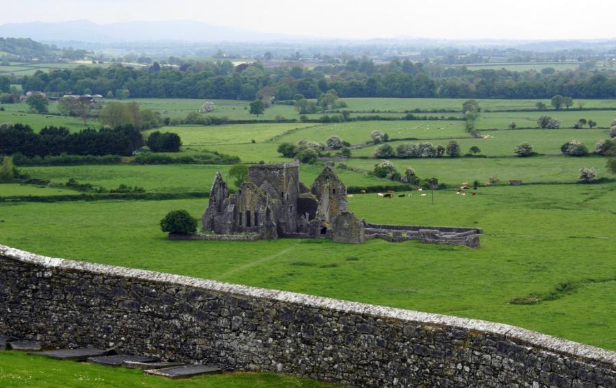 EI/VK6NU/P Ireland Hoare Abbey