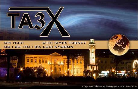 TC3STAYHOME Pasaport, Izmir, Turkey