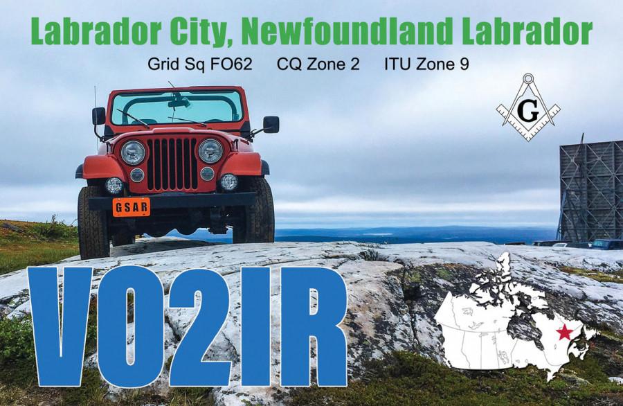 CH2IR Labrador, Canada
