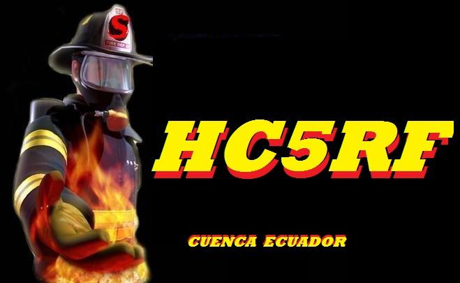 HC5RF Ruben Antonio Flores Santacruz, Cuenca, Ecuador. QSL