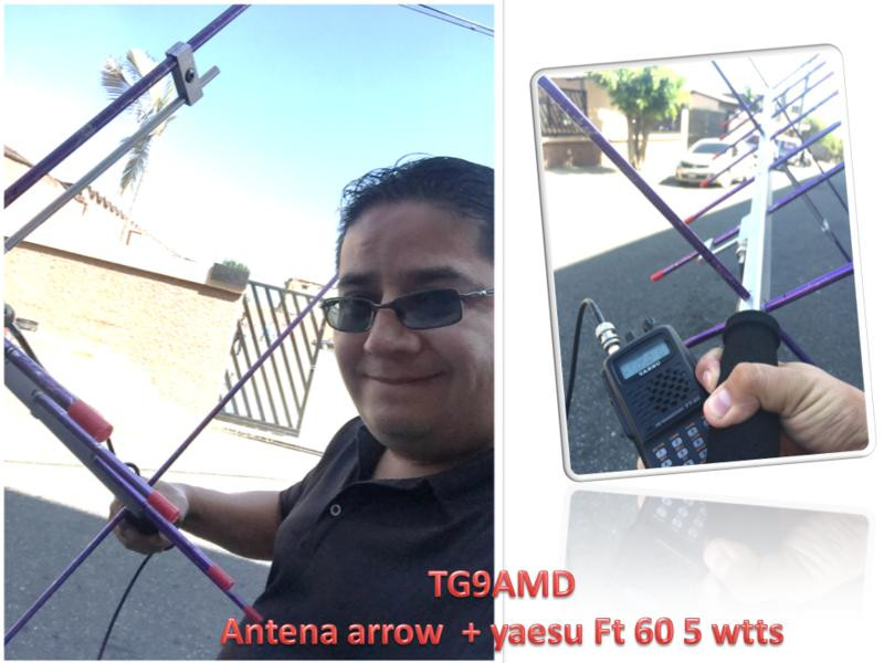 TG9AMD Dani Ardon, Guatemala