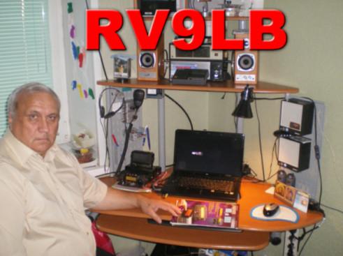 RV9LB Anatoly Klimov, Tyumen, Russia