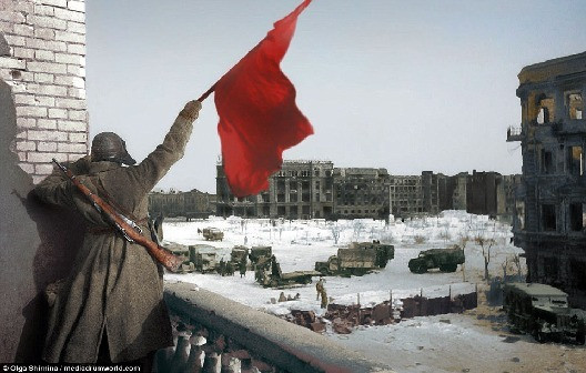 RP75SK Stalingrad Circle, Volzhsky, Russia