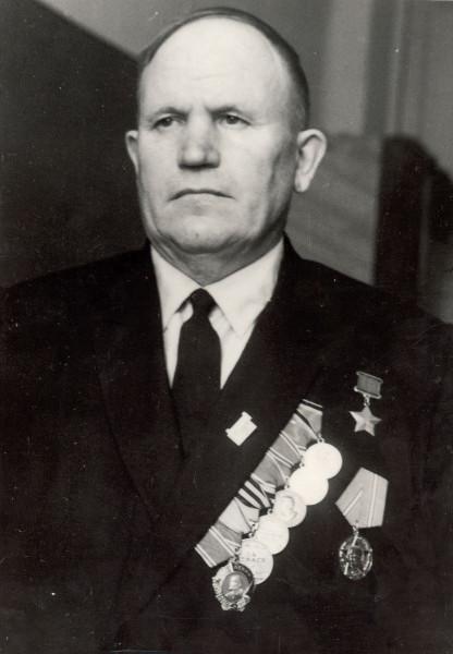 RP75ZIF Ivan Zaitsev, Mikhailov, Russia