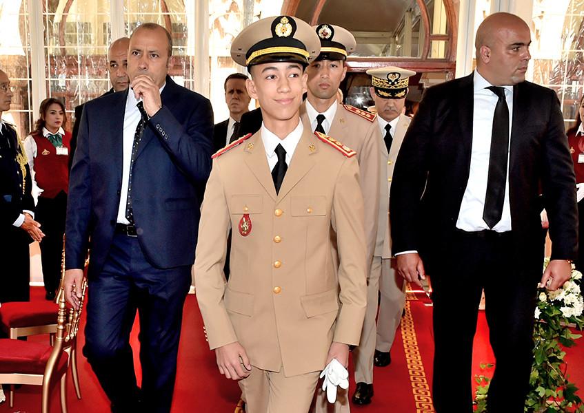 CN17SG Moulay El Hassan, Kenitra, Morocco