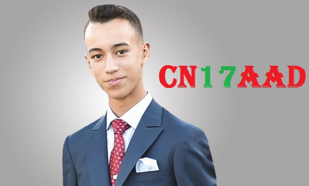 CN17AAD Moulay El Hassan, Guelmim, Morocco