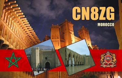 CN17ZG Hassane Zaouj, Fes, Morocco