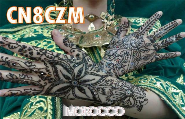 CN17CZM Mouna Zaouj, Fes, Morocco
