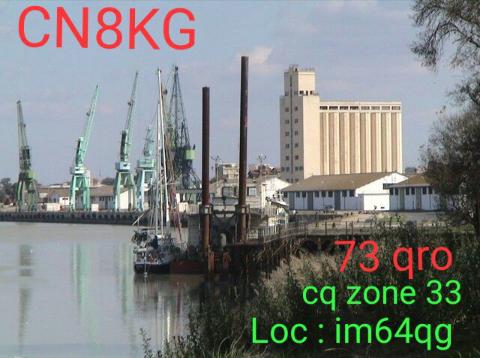 CN17KG Najib Litefti, Kenitra, Morocco