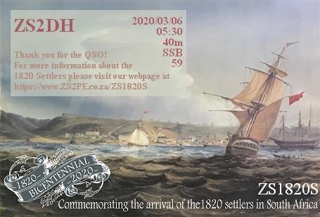 ZS1820S Port Elizabeth, South Africa