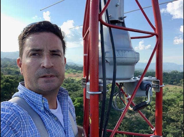 TG9/YS1RM Enrique Rodolfo Lima Mena, Guatemala