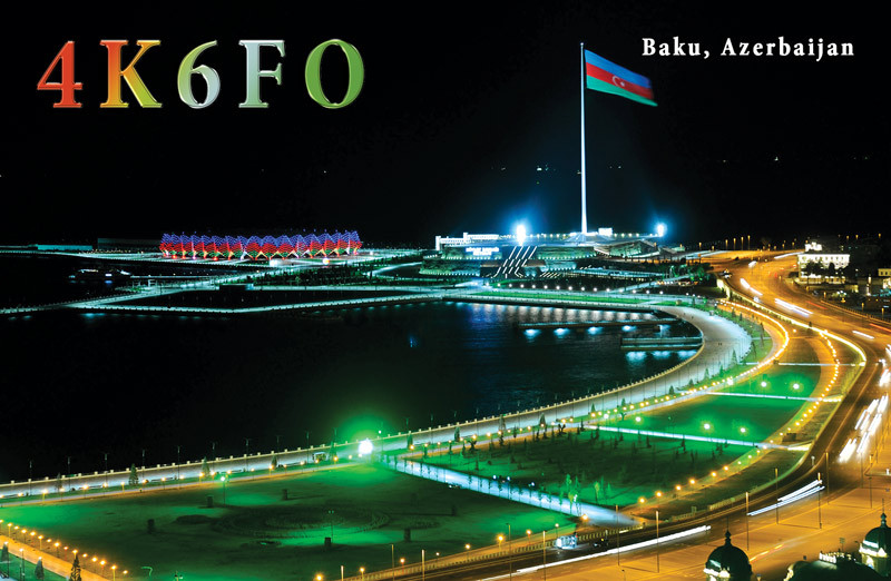 4K75FO Baku, Azerbaijan