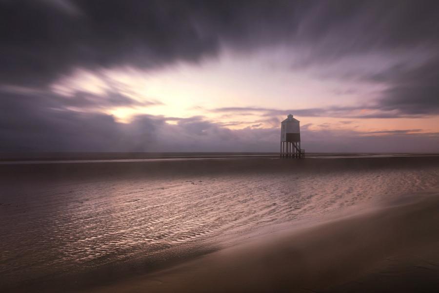 GB100GKU Burnham on Sea, England