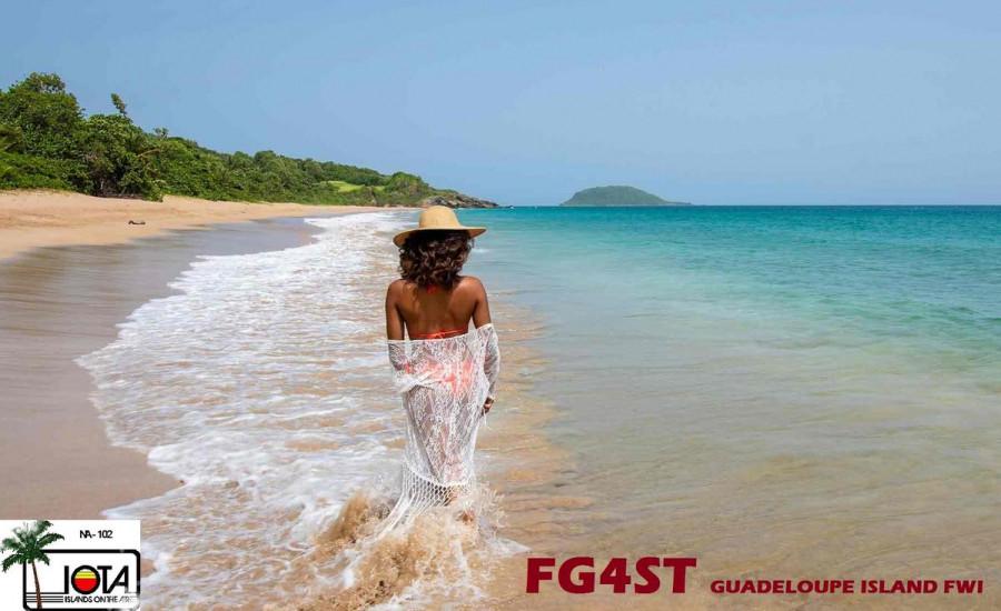 FG4ST Sainte Rose, Guadeloupe