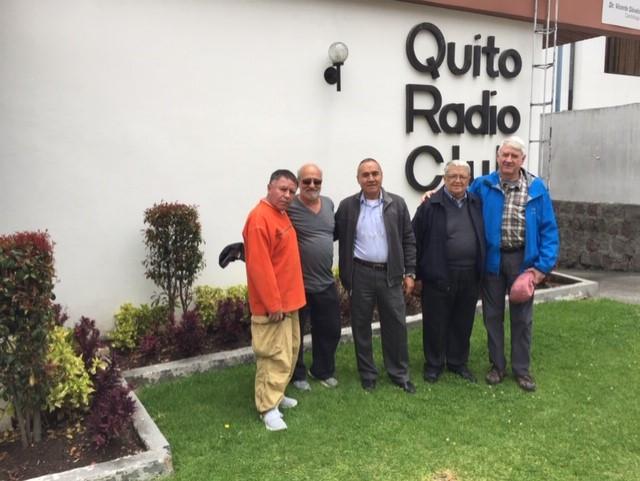 HC1TFW Sangolqui, Ecuador