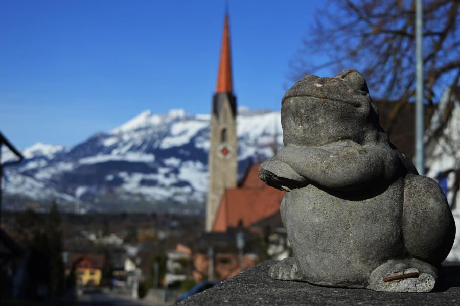 HB0/HB9HBY Frog, Schaan, Liechtenstein