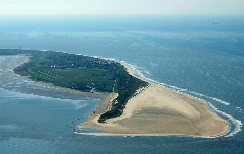 DL3QB/P Wangerooge Island, Frisian Islands