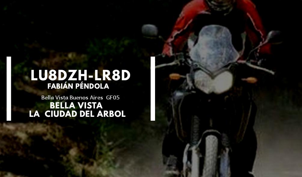 LR8D Fabian Ricardo Pendola, Bella Vista, Buenos Aires, Argentina