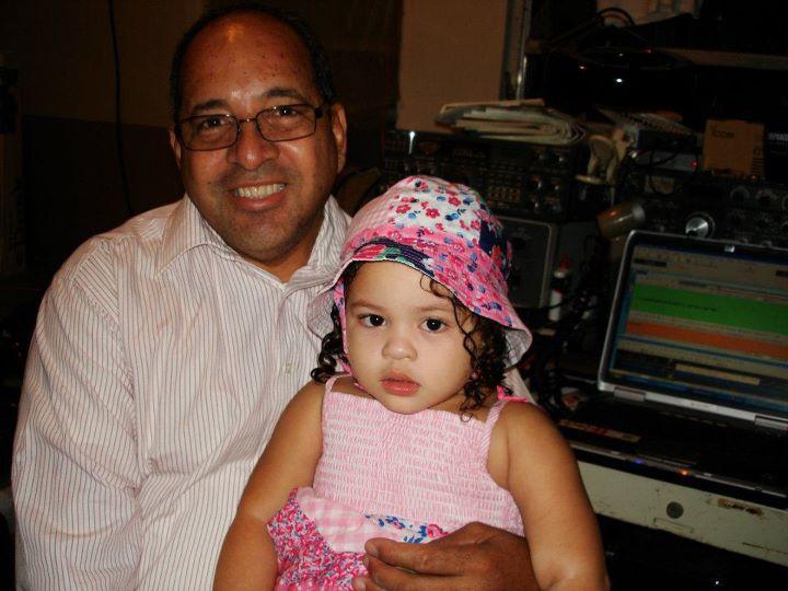 KP4EJ Carlos Rios, Salinas, Puerto Rico