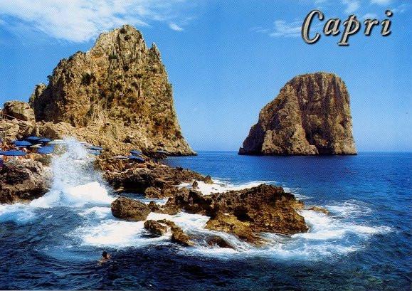 IC8AJU Capri Island