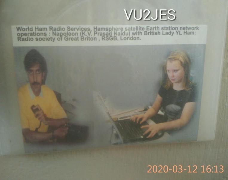 AT2JES Vijayawada, India