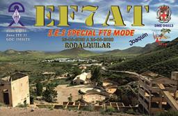 EF7AT Almeria, Spain