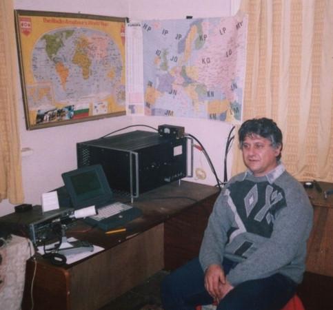 LZ2TU Doby Hristov, Vraca, Bulgaria