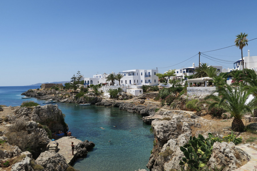 SV8/DJ4EL Avlemonas, Kythira island, Greece
