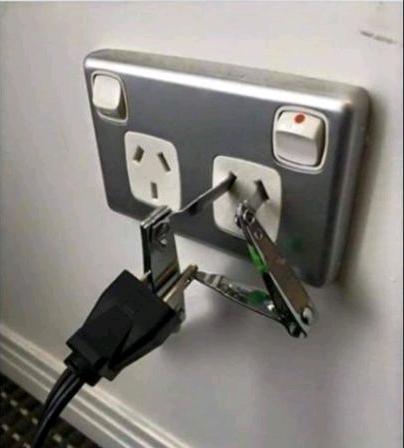 AC AC Universal adaptor