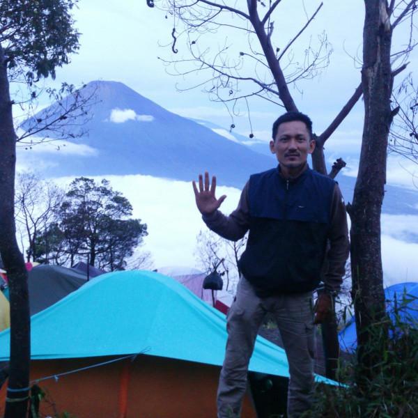 YD1JQM Asep Sulistiyono, Cibalongsari, Klari, Karawang, Java, Indonesia
