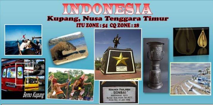 YG9PBZ Kupang, Timor Island, Indonesia