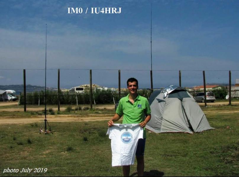 IM0/IU4HRJ La Maddalena 2020 Banner
