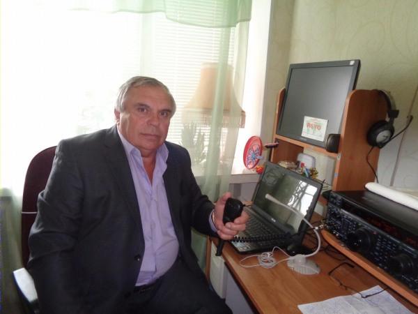 R6YO Anatoly Kandych, Maikop, Adygea, Russia
