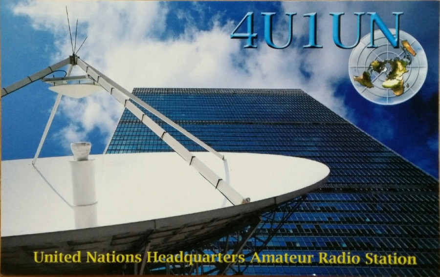 4U1UN United Nations New York Amateur Radio Club