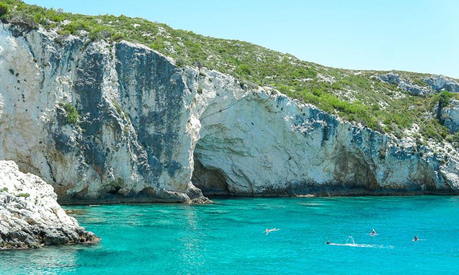SV8RV Porto Limnionas, Zakynthos Island, Greece